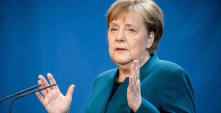 German Chancellor Angela Merkel in quarantine after a doctor tests positive for coronavirus - The Mandatory Training Group UK -