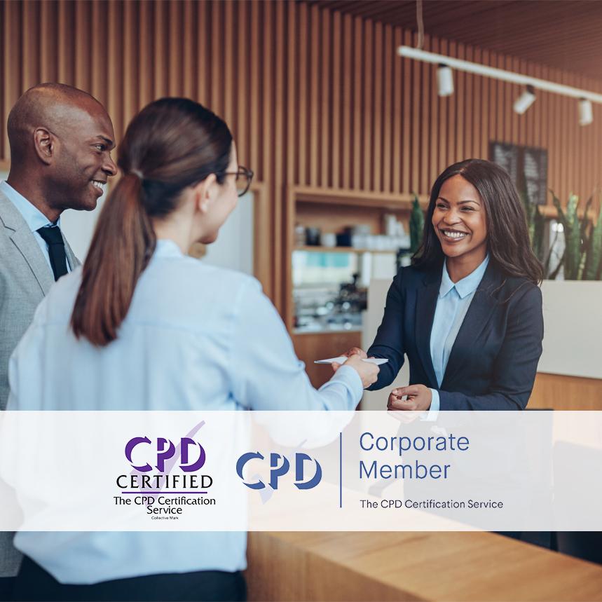 Hospitality Courses - Online Training Courses - Mandatory Compliance UK -