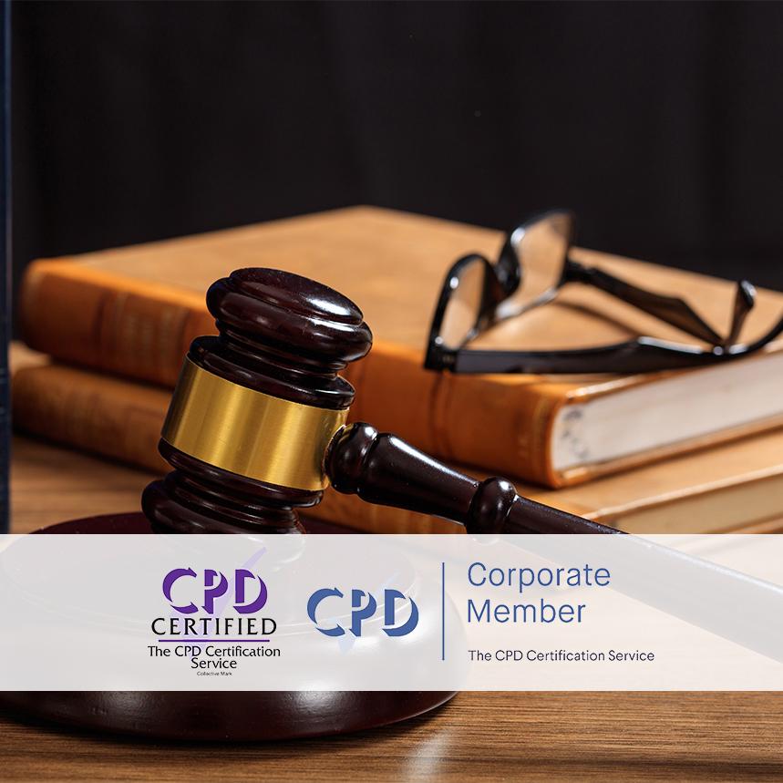 Mental Health Act Training Courses - Online Training Courses - Mandatory Compliance UK -