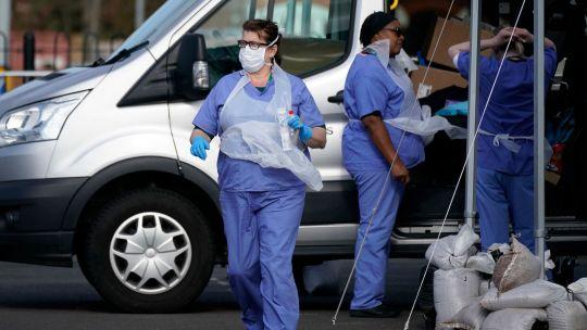 Tenth patient dies as UK coronavirus cases hit 590 - The mandatory Training Group UK -