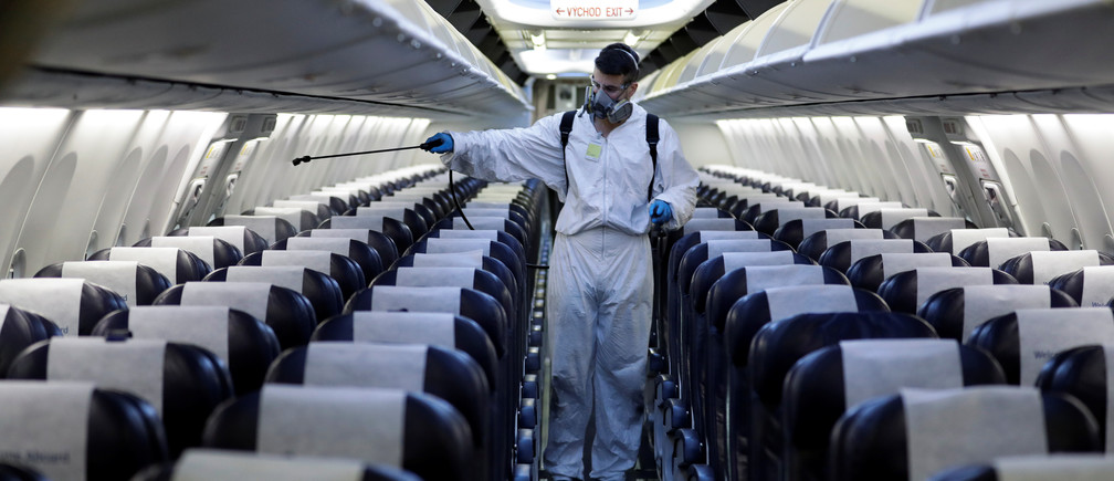 An epidemiologist and an exposure scientist explain how to stay safe when flying - The Mandatory Training Group UK -