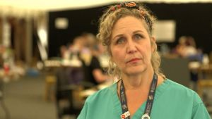 Coronavirus test workers 'making personal sacrifices' (1) - The Mandatory Training Group UK -