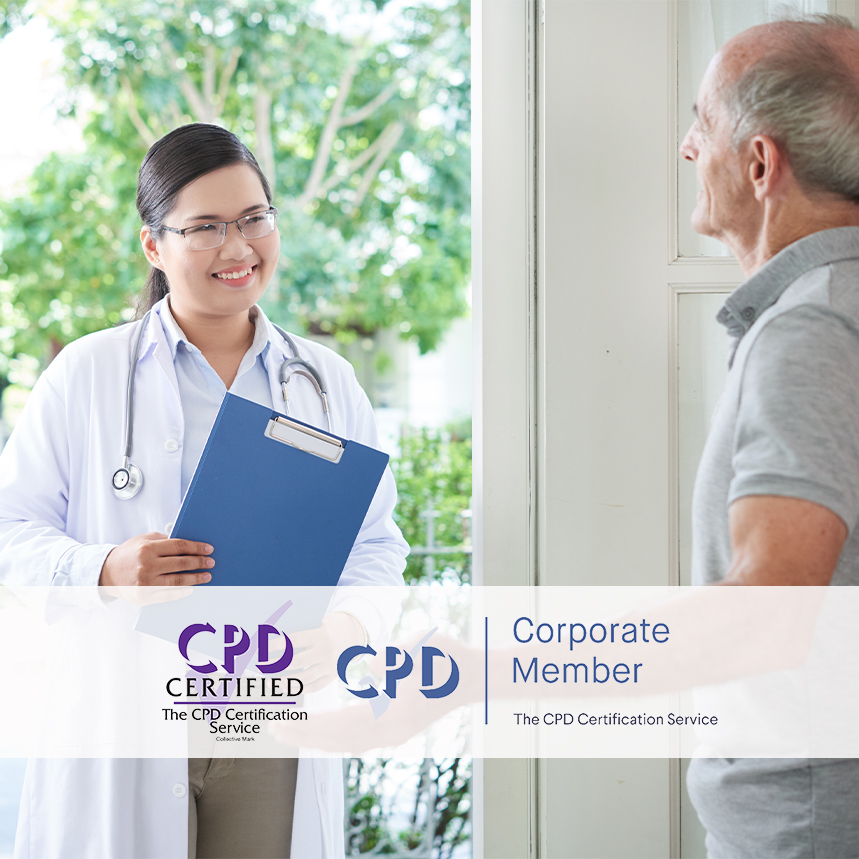 Domiciliary Care - Online Mandatory Training for Domiciliary Care - Mandatory Compliance UK -