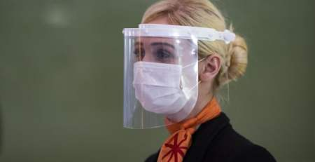 Face visors may protect wearer but not other people against Covid-19 - The Mandatory Training Group UK -