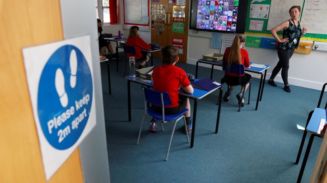 Coronavirus - How schools in England are keeping staff and pupils safe 3 - The Mandatory Training Group