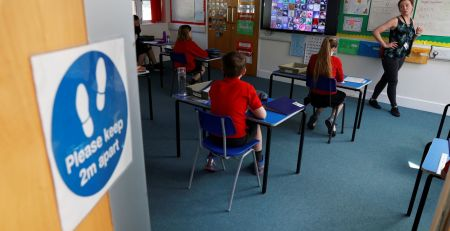 Plan shelved for all primary pupils to be back in school before summer holidays - The Mandatory Training Group UK -