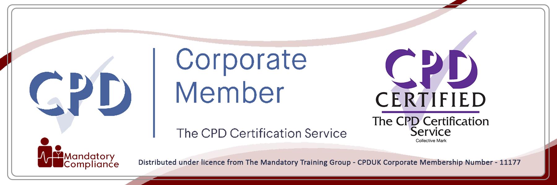 Clinical eLearning - Online Training Courses - Mandatory Compliance UK-