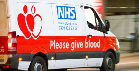 Coronavirus - Facebook and NHS team up to call for blood donations ahead of second wave - MTG UK