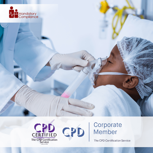 Medical Gases in Dentistry – Online Training Course – CPD Accredited -Mandatory Compliance –