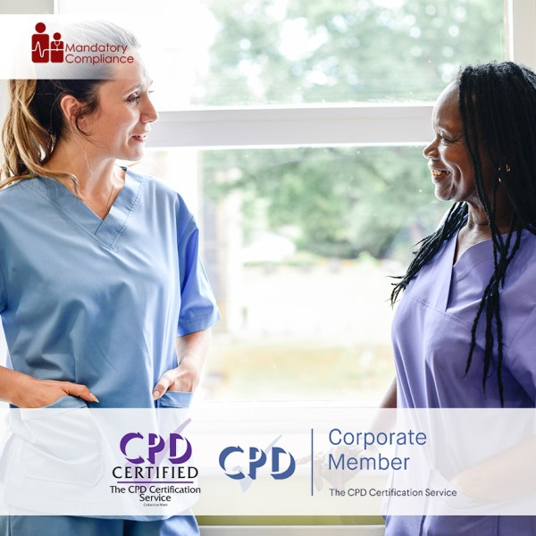 Whistleblowing in Primary Care – Online Training Course – CPD Accredited – Mandatory Compliance UK –