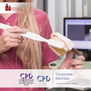 First Aid within the Dental Environment - Online Training Course - CPD Accredited -Mandatory Compliance -