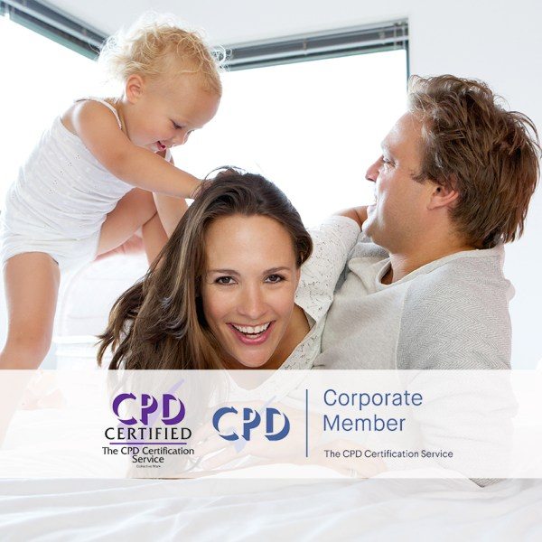 Maternity, Paternity and Adoption – Online Training Course – CPD Accredited – Mandatory Compliance UK –