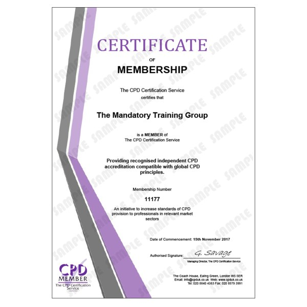 Appraising Staff Performance – E-Learning Course – CDPUK Accredited – Mandatory Compliance UK –