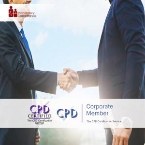 New Manager Starter Kit - Online Training Package - The Mandatory Training Group UK -