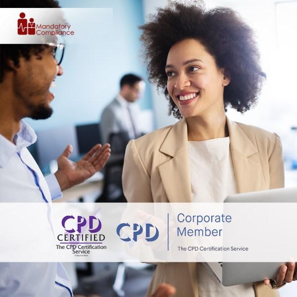 Sales Skills Mastery – Online Training Course – The Mandatory Training Group UK –