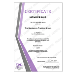 Introduction to Food Safety – Online CPDUK Accredited Certificate – Mandatory Compliance UK –