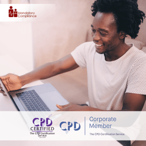 Wellbeing Essentials - Online Training Course - CPD Accredited -Mandatory Compliance -