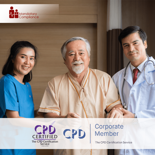 Care Certificate Standard 3 – e-Trainer Pack – CPDUK Accredited – The Mandatory Compliance UK –