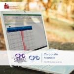 Mastering Microsoft Excel 2019 – Intermediate – Online Training Course – The Mandatory Training Group UK –