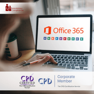 Office 365 Groups Essentials - Online Training Course - CPDUK Accredited - Mandatory Compliance UK -