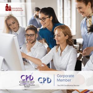 Productivity and Organisational Skills - Online Training Package - Mandatory Compliance UK -