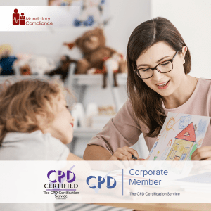 Behaviour Management in the Early Years - CPDUK Accredited - The Mandatory Compliance UK -