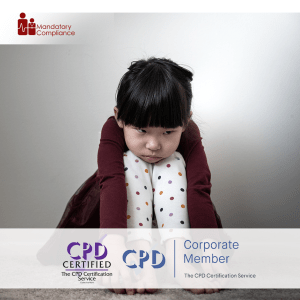 Mental Health Awareness in the Early Years - E-Learning Course - CPD Accredited - Mandatory Compliance UK -