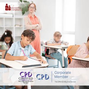 Safeguarding Children for Volunteers - Level 1 - Online Training Course - Mandatory Compliance UK -