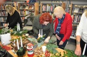 Christmas Table Decoration Workshop