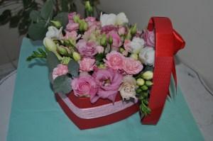 Luxury Heart-shaped Box