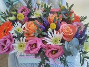 Mother's Day Speciality Flower Box