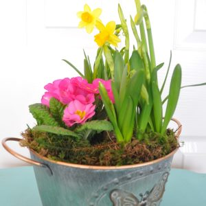 Mother's Day Spring Planter