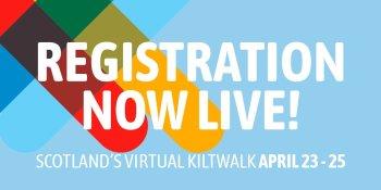 Kiltwalk 2021