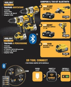4 Avvitatore Bluetooth