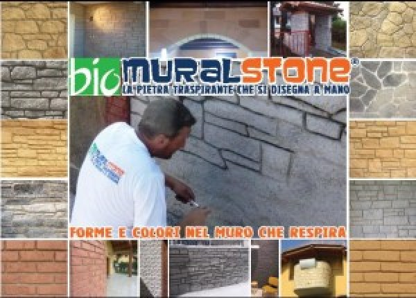 Bio Mural Stone