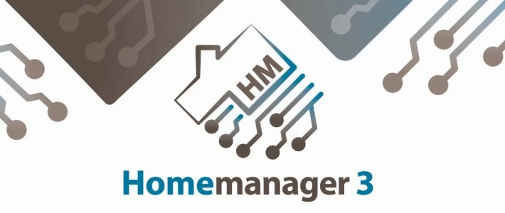 HomeManager Version 3.0