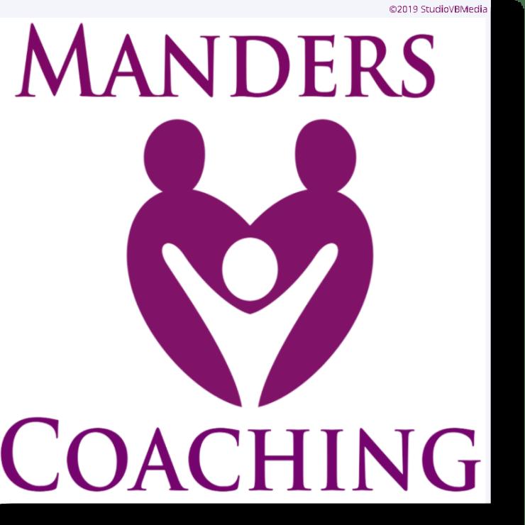 logo manders coaching Tilburg, 0640816708