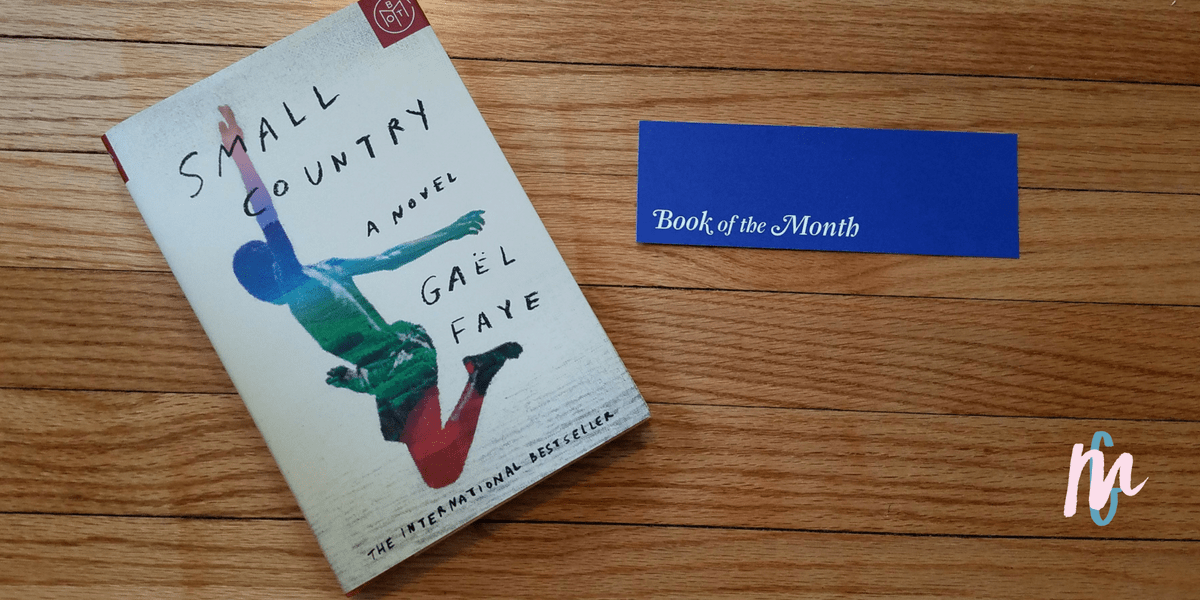 Book Review – Small Country