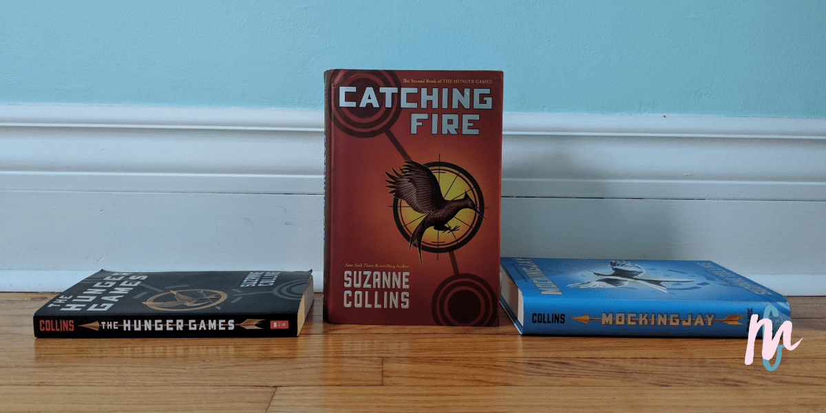 Book Review – Catching Fire