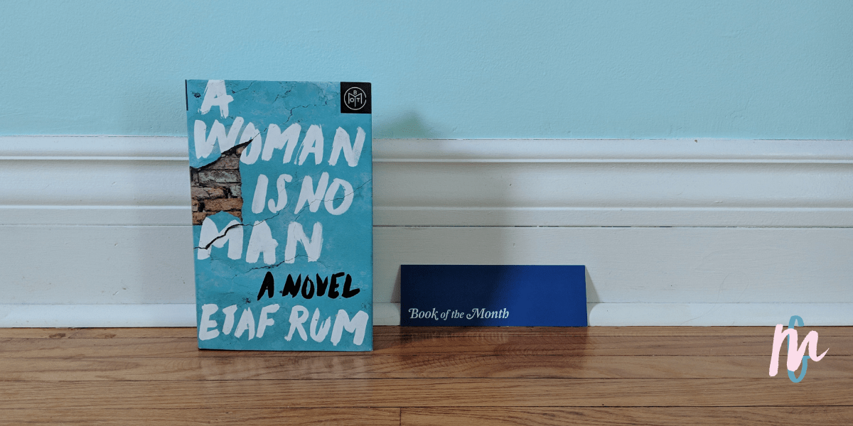 Book Review – A Woman is No Man