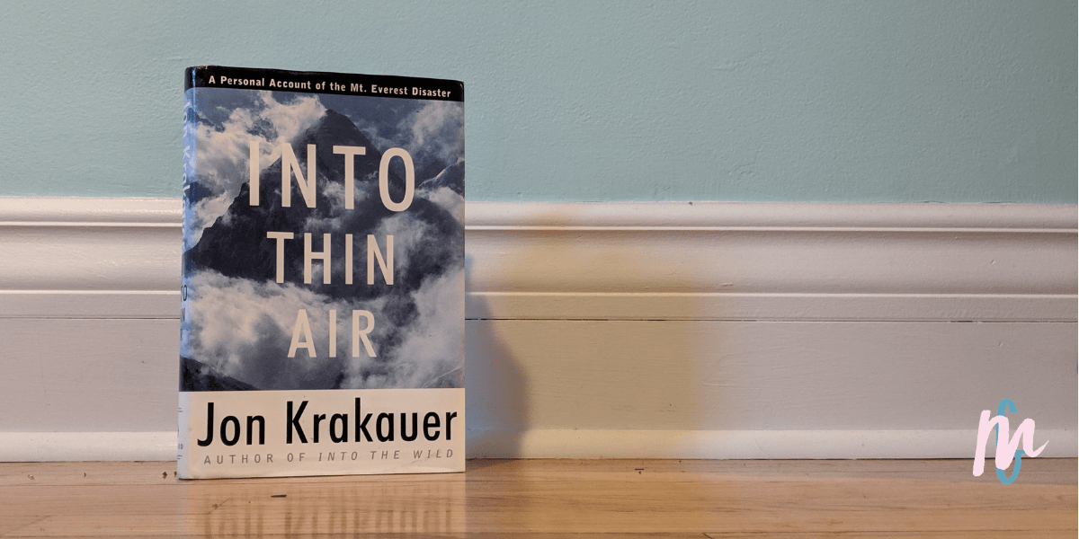 Book Review – Into Thin Air