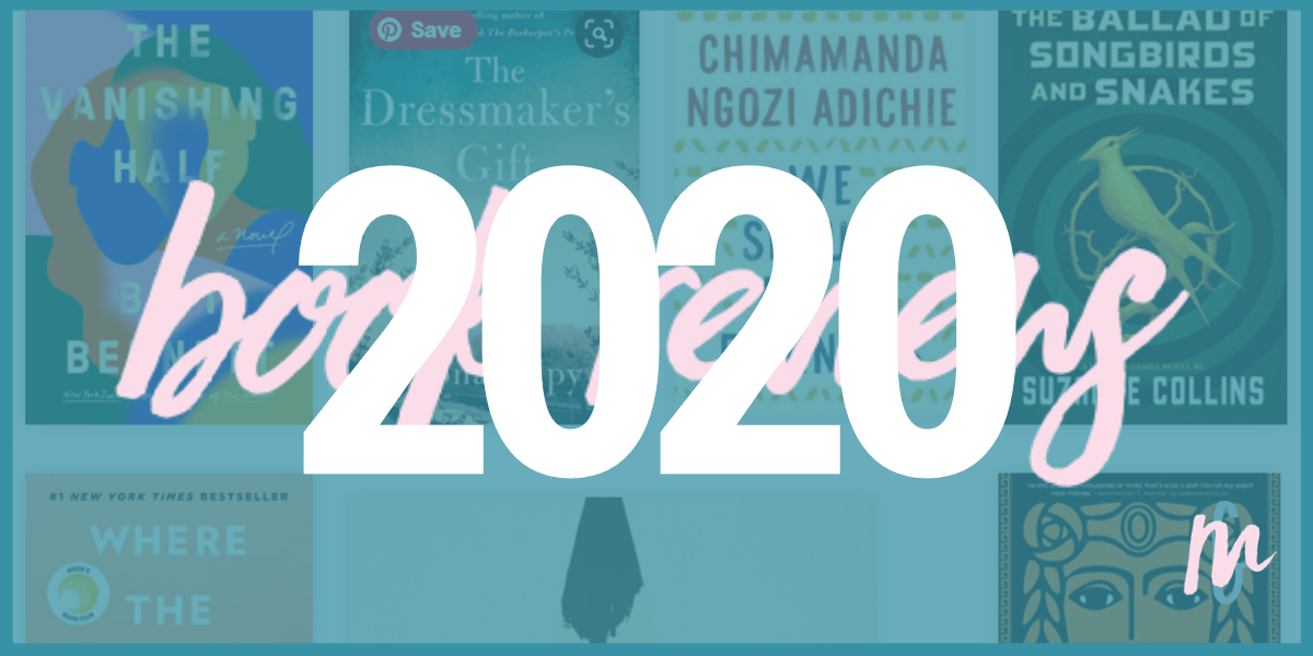 2020 in Books