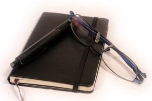 Always keep a journal