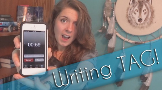 7 minute writing challenge