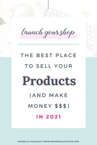 List Of The Best Places to Sell Products In 2021