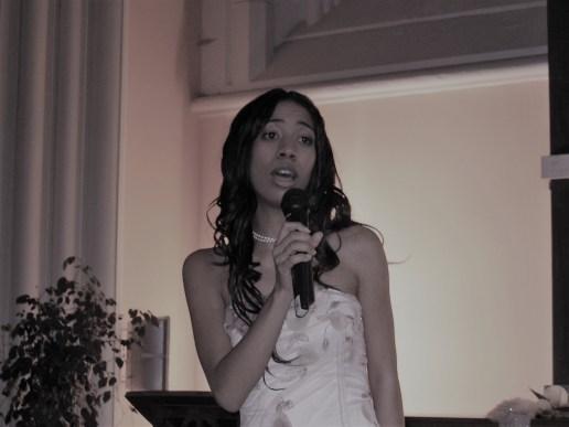 Lwena singing