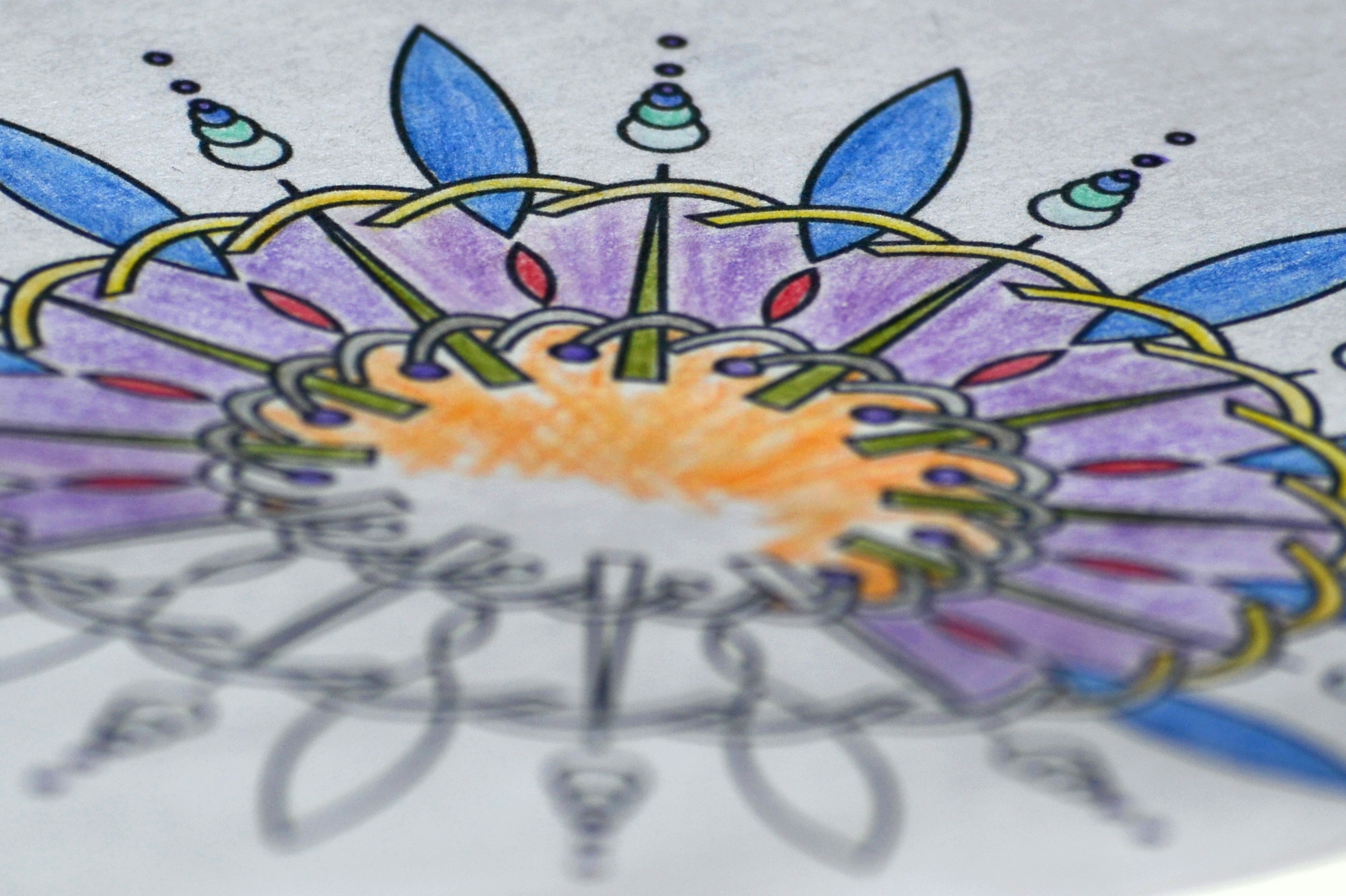 Meditate with a Mandala