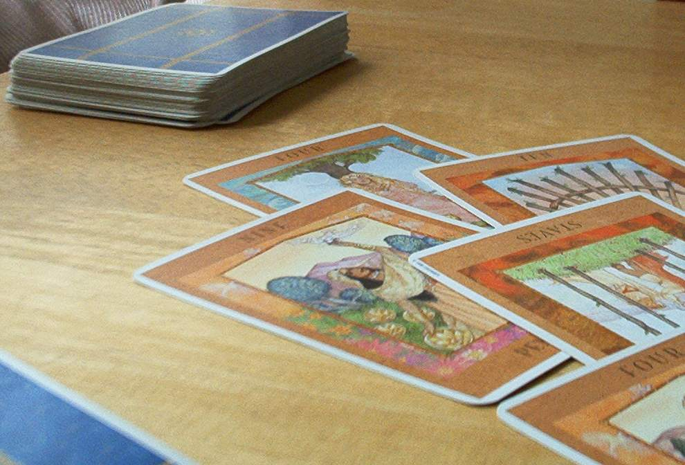 Workshop:  Tarot-on-the-Go