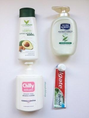 detergenti vari