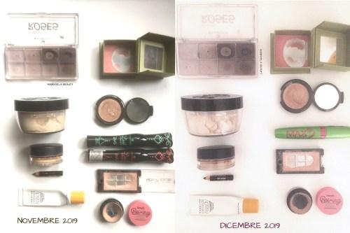 smaltimento makeup